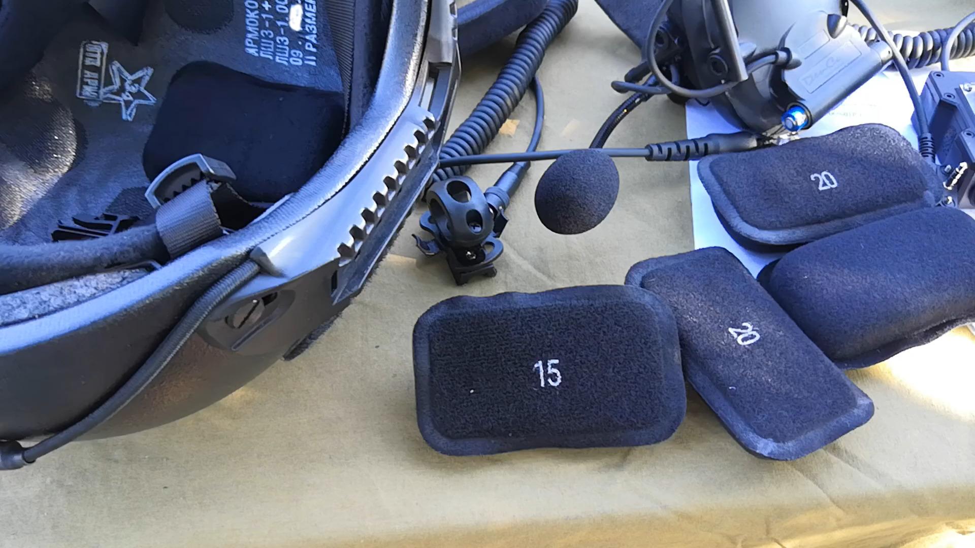 ЛШЗ-1+ Демпферные подушки. Руководство по эксплуатации.  Инструктор Норд