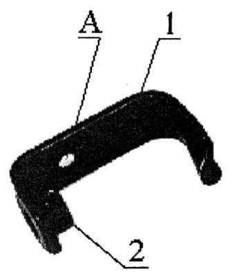 Рисунок А10. 6Г30 Крючок штыря