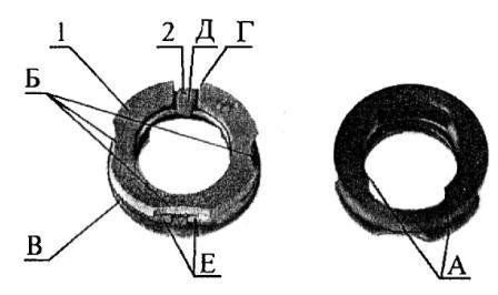 Рисунок А12. 6Г30 Втулка запорная