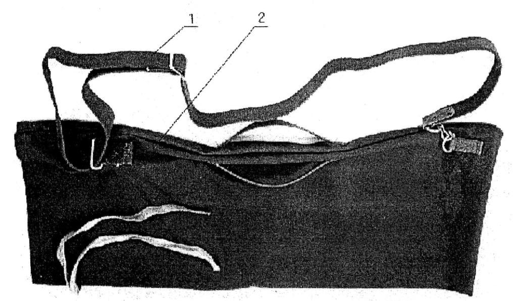 Рисунок А15. 6Г30 Сумка для переноски гранатомета