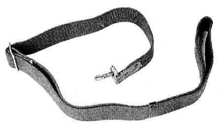 Рисунок А18. 6Г30 Ремень для ношения стрелкового оружия