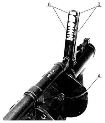 Рисунок А7. 6Г30 Рамка прицельная с крышкой