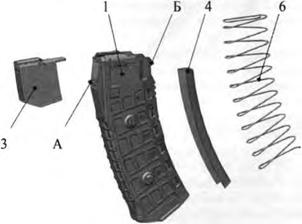 АК-12, Магазин литьевой, Скачать НСД, наставление, руководство