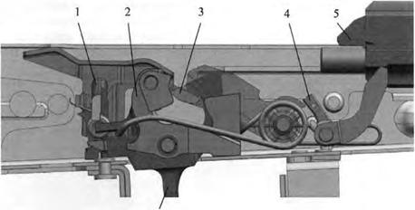 АК-12, Положения частей УСМ перед выстрелом, Скачать НСД, наставление, руководство