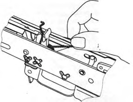 Извлечение курка из ствольной коробки, Скачать НСД, наставление, руководство