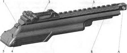 АК-12, Крышка с планкой, Скачать НСД, наставление, руководство