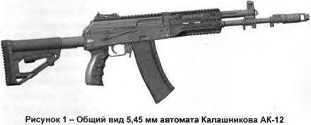 АК-12 общий вид, скачать НСД, скачать руководство