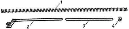 Рис. 39. Возвратный механизм: АК74