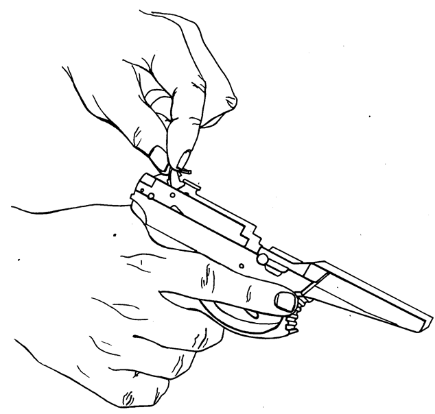 Рисунок 4.15 - Отделение шептала
