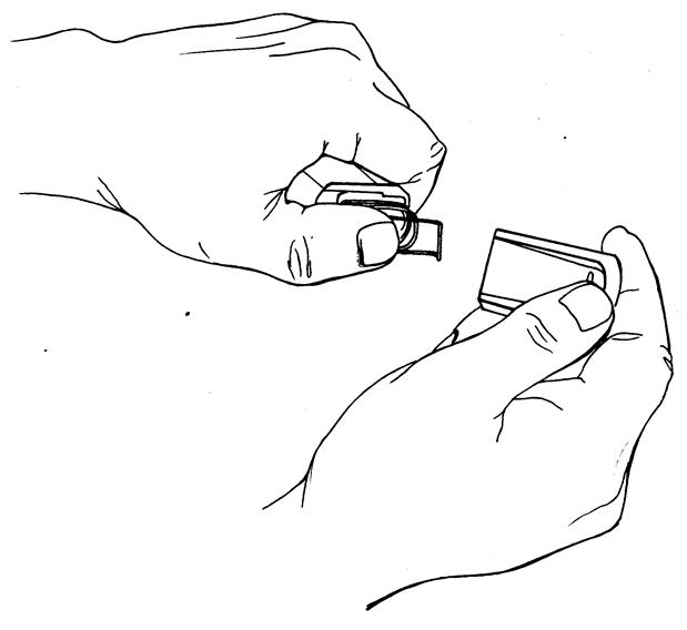 Рисунок 4.28 - Присоединение крышки магазина