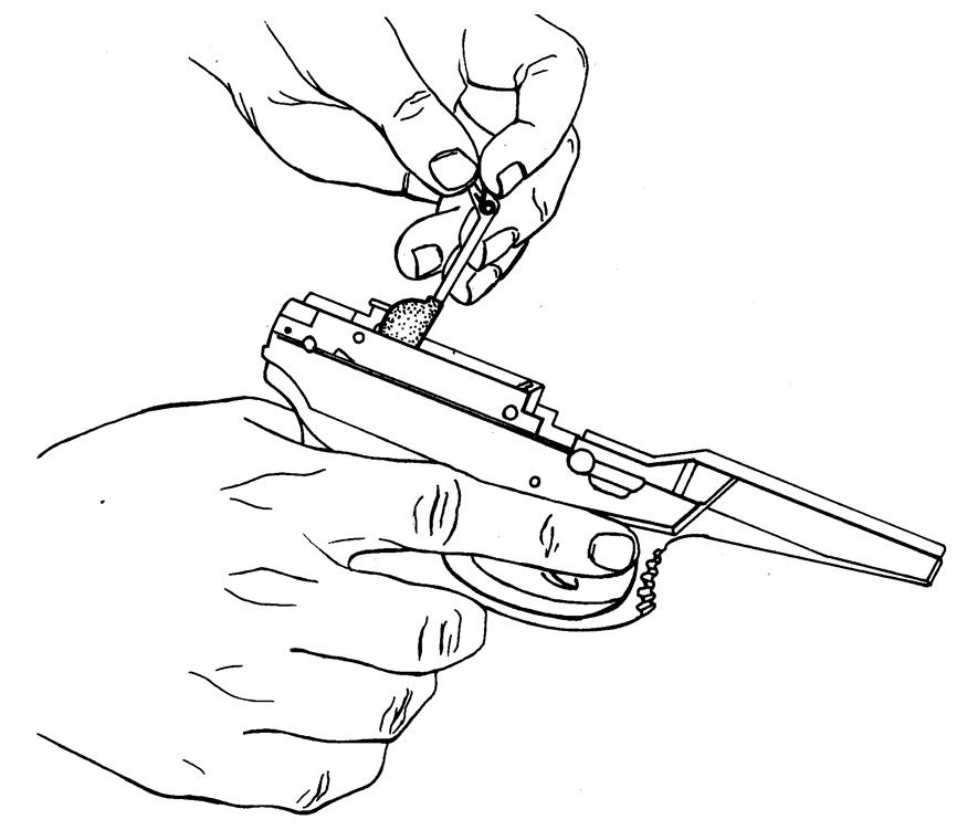 Рисунок 4.36 - Присоединение заднего предохранителя