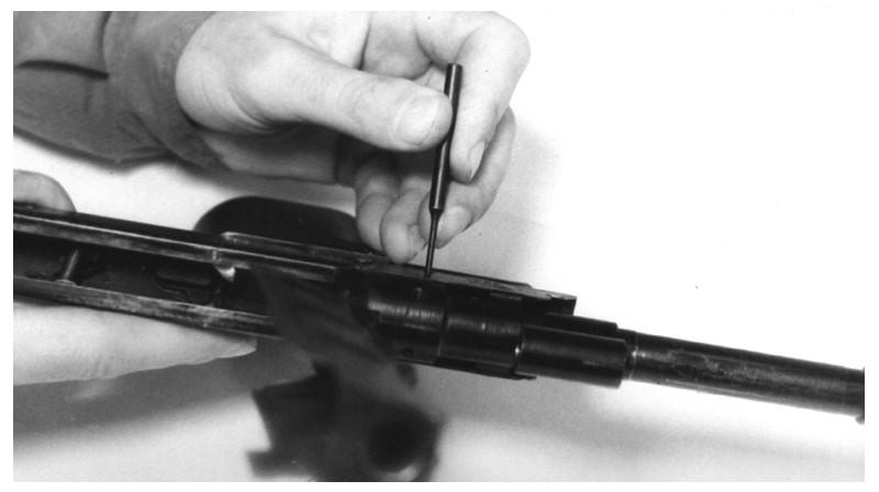 Рисунок 4.33 – Отделение спускового крючка