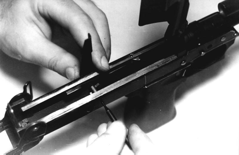 Рисунок 4.44 – Установка спусковой втулки