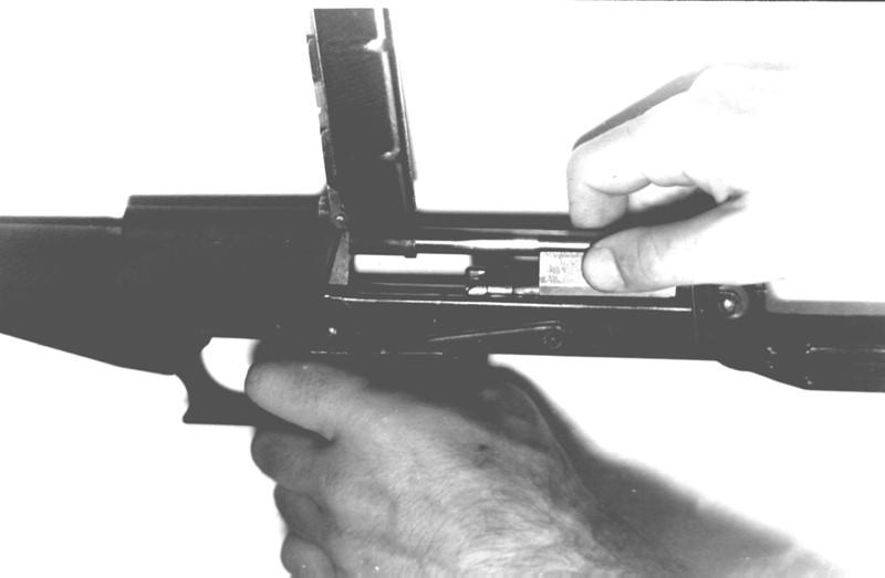 Рисунок 4.7 – Отделение затворной рамы СР2