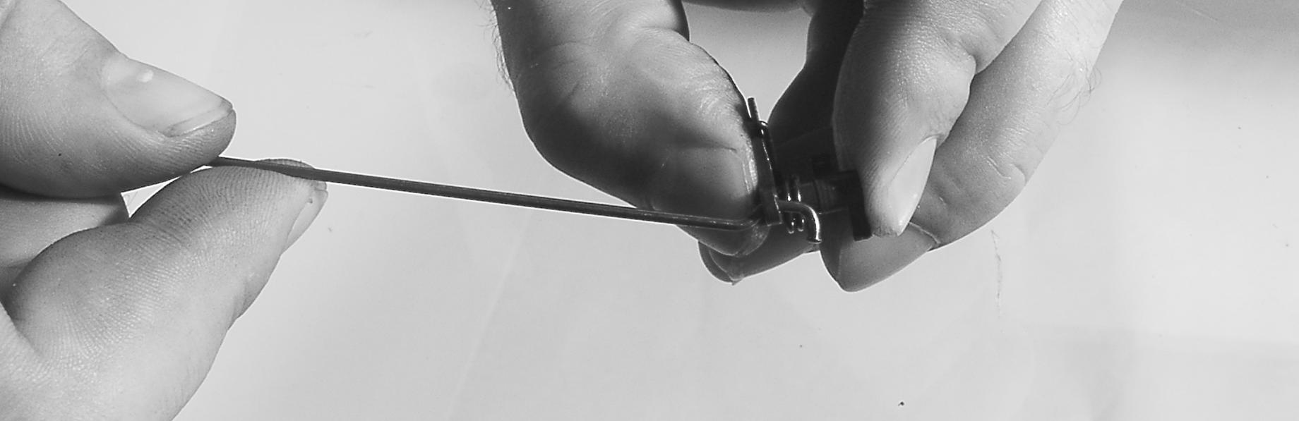 Рисунок 4.35 – Отделение тяги спускового крючка СР2М