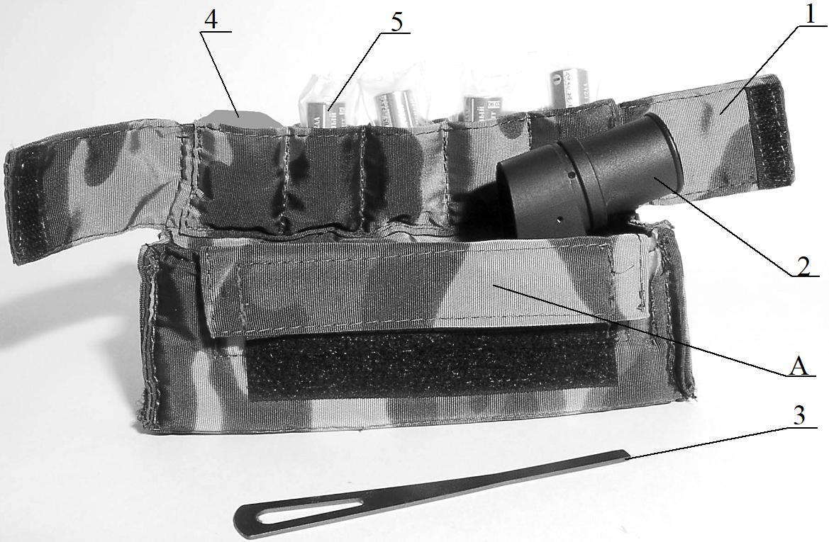 Рисунок 1.18 – Принадлежность к коллиматорному прицелу