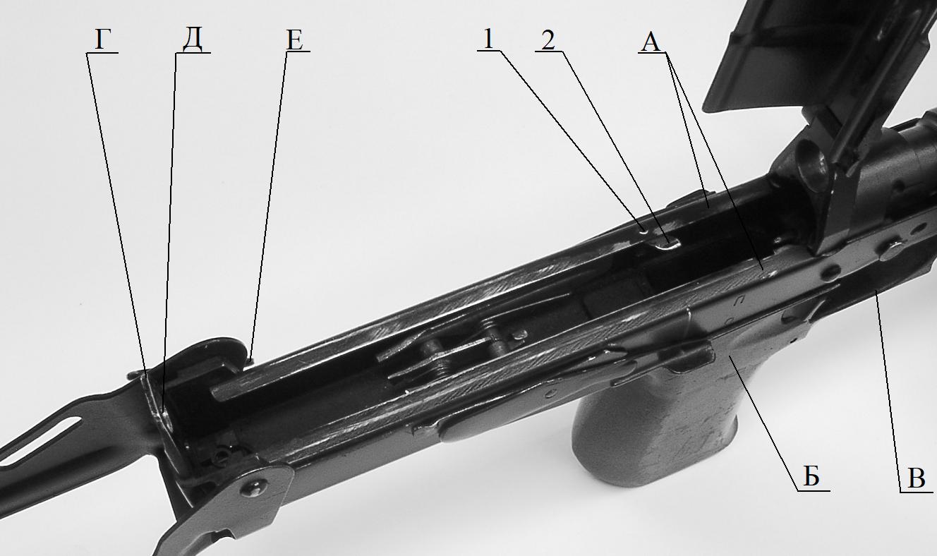 Рисунок 2.3 – Коробка автоматики СР2М