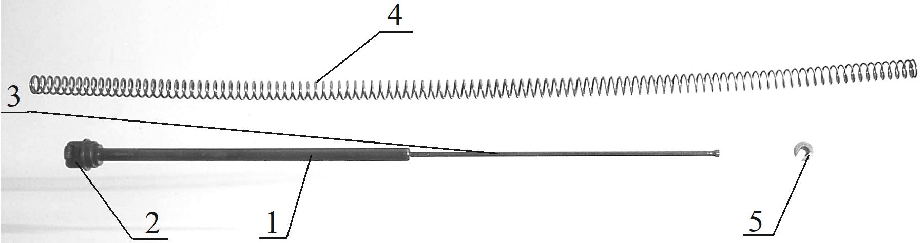 Рисунок 2.13 – Возвратный механизм СР2М
