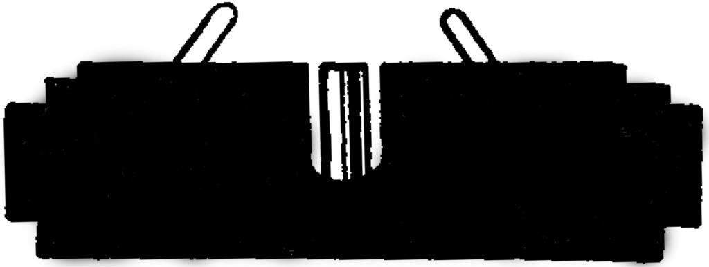 Рис. 71. Ровная мушка АК